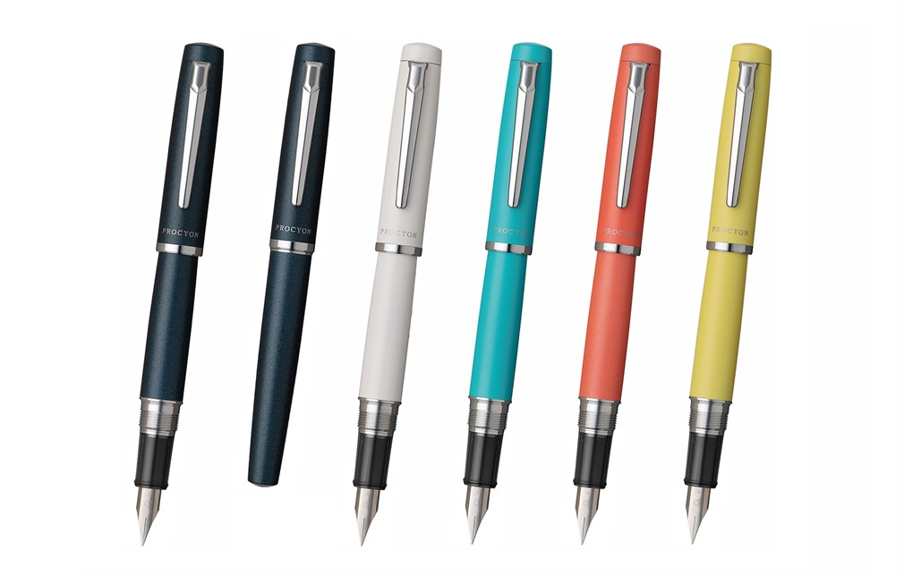 Platinum Pens Procyon Fountain Pens